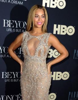 Beyonce LIBAD premiere 3