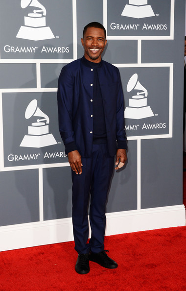 Frank Ocean Grammys