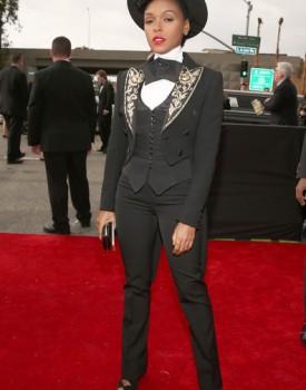 Janelle Monae Grammys