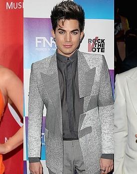 Katy Perry, Adam Lambert, Ne-Yo - Getty