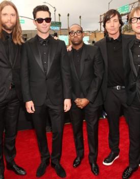 Maroon 5 Grammys
