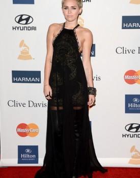 Miley Cyrus pregrammy