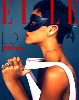 Rihanna Elle UK 3