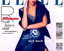 Rihanna Elle UK 4