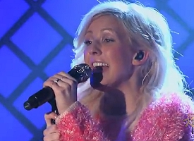 ellie goulding jimmy kimmel live video