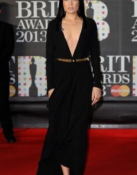 jessie j brit awards 2013