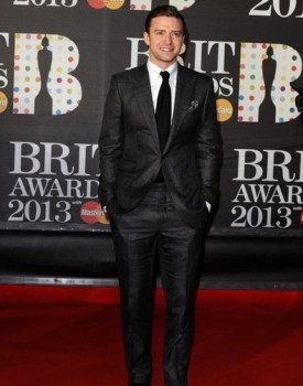 justin timberlake brit awards 2013 4