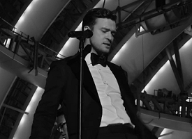 New Video: Justin Timberlake Featuring Jay-Z – Suit And ...