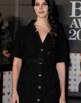 lana del rey brit awards 2013