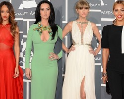 Rihanna, Katy Perry, Taylor Swift, Beyonce - Getty