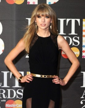 taylor swift brit awards 2013 2