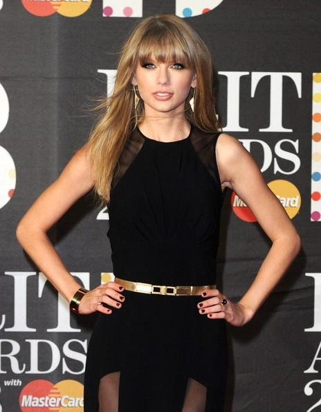 Taylor Swift 2013 Brit Awards