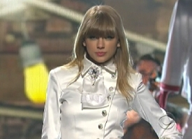 taylor swift grammys 2013 video