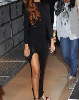 Rihanna River Island Launch 5