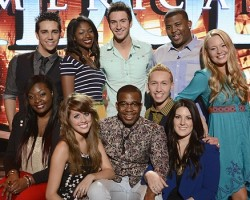 American Idol season 12 top 10 - FOX