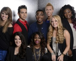 American Idol season 12's top 8 - FOX