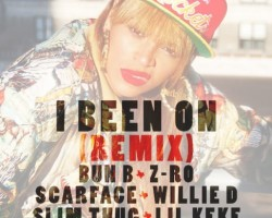 beyonce i been on remix