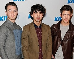 Jonas Brothers - Getty