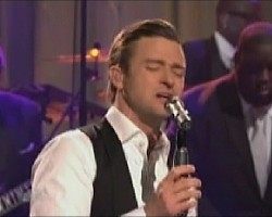 justin timberlake mirrors snl video