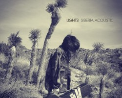 lights siberia acoustic album cover