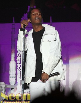 ASAP Rocky DWT Baltimore 13
