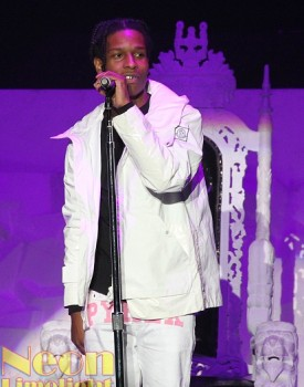 ASAP Rocky DWT Baltimore 14