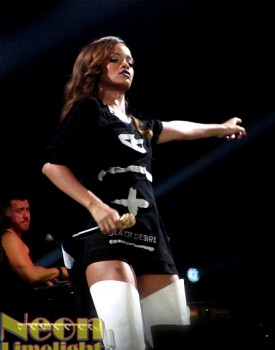 Rihanna Diamonds World Tour Baltimore 10