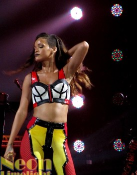 Rihanna Diamonds World Tour Baltimore 15