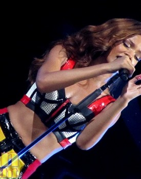 Rihanna Diamonds World Tour Baltimore 18