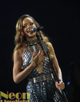 Rihanna Diamonds World Tour Baltimore 42