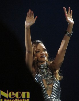 Rihanna Diamonds World Tour Baltimore 43