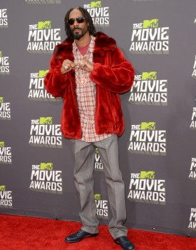 Snoop Lion MTV Movie Awards 1