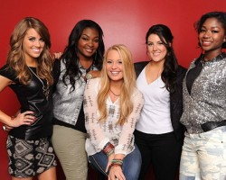 American Idol season 12's top 5 - FOX