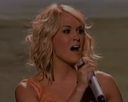 carrie underwood american idol results 2013