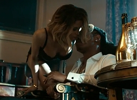 "Ciara and Future in ""Body Party"""