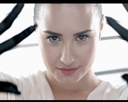 "Demi Lovato in ""Heart Attack"""