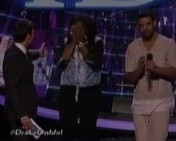 Drake on Idol