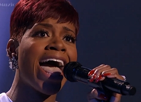 American Idol season three winner Fantasia Barrino brought her brand
