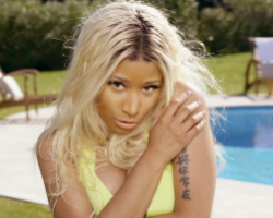 "Nicki Minaj in ""High School"""