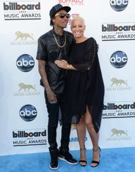 Wiz and Amber BBMA