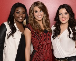 American Idol season 12 top 3 - FOX