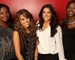 American Idol season 12's top 4 - FOX