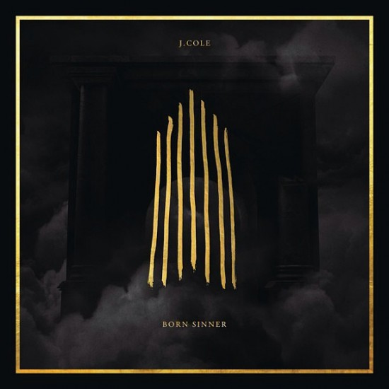 j cole born sinner album cover 2