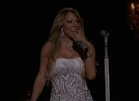 mariah carey idol performance 2013