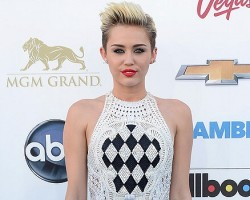 Miley Cyrus - Getty