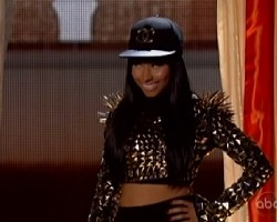 nicki minaj lil wayne billboard awards 2013