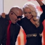 pitbull xtina billboard awards 2013