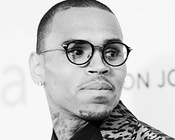 Chris Brown - Getty