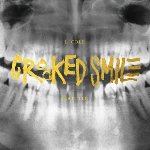 J Cole Crooked Smile Artwork As far as features go  J  Cole