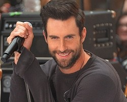 Adam Levine - Getty